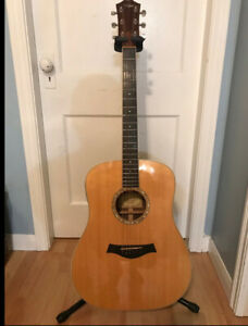 2012 Taylor 8 series Electric Acoustic