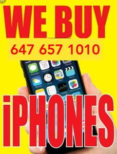 We buy all iPhones and macbooks laptops in any condition