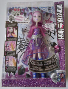 Welcome to Monster High doll