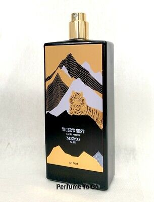 TIGER'S NEST by MEMO PARIS * Art Land * 2.5 oz (75ml) EDP Spray NEW TESTER