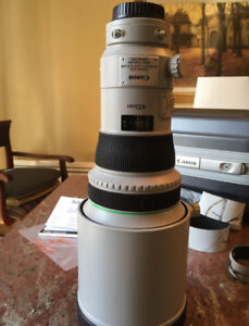 Canon 400mm f/4L IS DO II