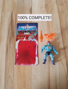 ✠ MASTERS OF THE UNIVERSE VINTAGE FAKER MOTU HE-MAN MOTUC FIGURE