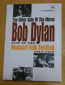The Other Side of the Mirror: Bob Dylan at the Newport Folk Fest