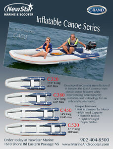Portable KAYAKS or CANOE  - On Sale
