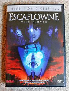 Escaflowne The Movie - anime dvd