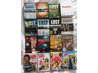42x TV / Television Show DVD Sets (Bundle, Job Lot, Bulk Buy)