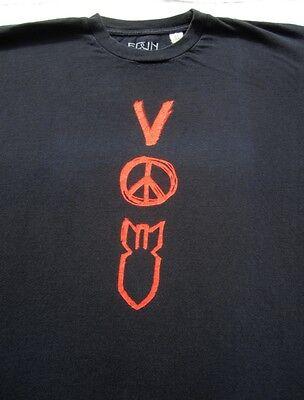 U2 vertigo 2005 tour XL concert T-SHIRT