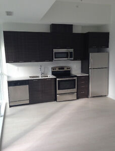 Two bedrooms condo unit for rent