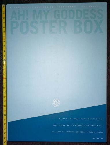 "Oversized 30"" x 24"" Oh! My Goddess Manga Poster Box from Kodansha Publishing"