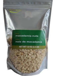 Simply Nuts Wholesale Macadamia Nuts 1KG