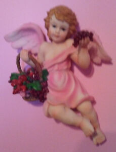 Angel wall ornaments