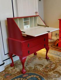 Upcycled desk/bureau