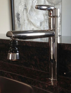 Delta Chrome Kitchen Faucet