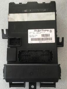 2005 Mustang V6 Smart Junction Box