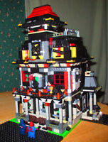 Looking for used LEGO willing to pay