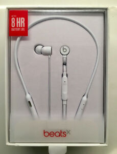 BeatsX Wireless Earphones - Beats by Dr. Dre - White - NEW!
