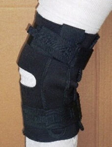 Free Shipping- Knee Brace ONTARIO  New in Package Top Quality London Ontario image 2