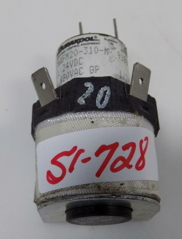 DURAKOOL 20A 24VDC 1/2HP CONTACTOR AFN20-310-N
