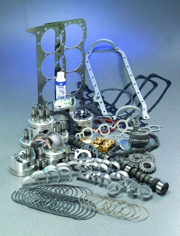"2002-10/2002 Fits Ford E150 Econoline 4.6 Sohc 16v ""w"" Engine Master Rebuild Kit"