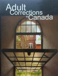 Adult Corrections in Canada (Winterdyk)