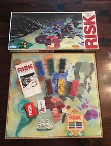 looking for RISK board game