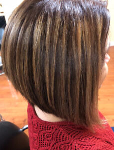 Hairstylist for ladies Mississauga heartland