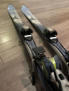 Fischer 158 cm Skis with Bindings