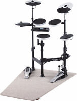 Roland TD4KP Portable Electronic Drumset with Accessories