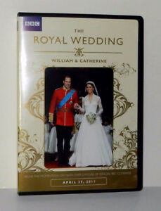 DVD – The Royal Wedding, 2011