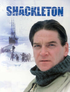 Shackleton series - BBC - Kenneth Branagh - 3 DVDs