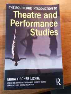 The Routledge Introduction to Theatre and Performance Studies Cambridge Kitchener Area image 1
