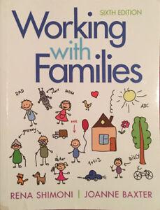 Working with Families: Rena Shimoni 6th Edition