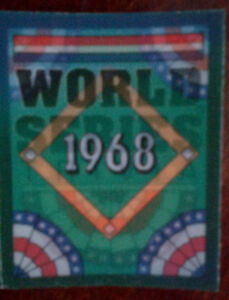 56 Card set of World Series Trivia Magic Cards from 1991