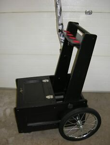 REDUCED - TAKE DOWN CART TO USE AT THE FIRING RANGE