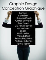 Graphic Design Services + Solutions