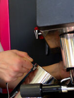 Nuova Siminell Mac Digit Commercial Plumbed In Espresso Machine