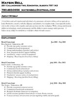10+ years experience, young and energetic retail professional