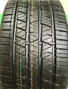 215/55R18 Used CONTINENTAL Tires 75% Tread left; **SALE**