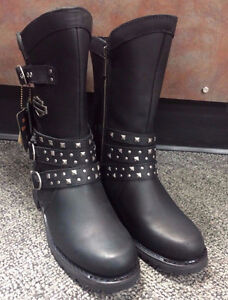 Harley-Davidson Women's Adrian Riding Boots size 8.5