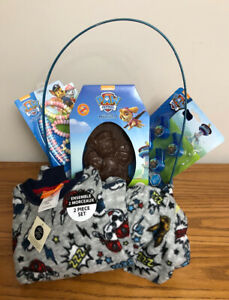 BRAND NEW PAW PATROL THEMED EASTER BASKET