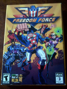Freedom Force Video Game