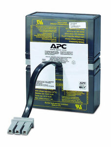 APC RBC32 Replacement Battery Cartridge #32, New!!