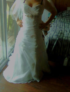 Size 12 weddings dress