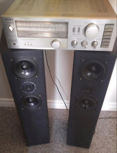 Man cave stereo