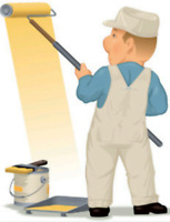 Men in white painting services