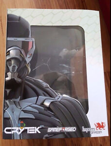 CRYSIS 3 PROPHET COLLECTIBLE BUST LIMITED EDITION COLLECTORS TOY Kingston Kingston Area image 7