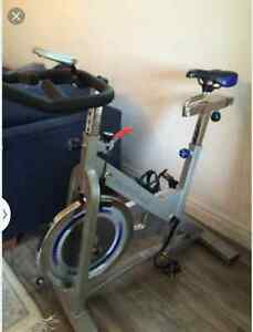 Spin Bike - 2 years old