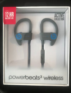 Power beats 3 wireless earphones
