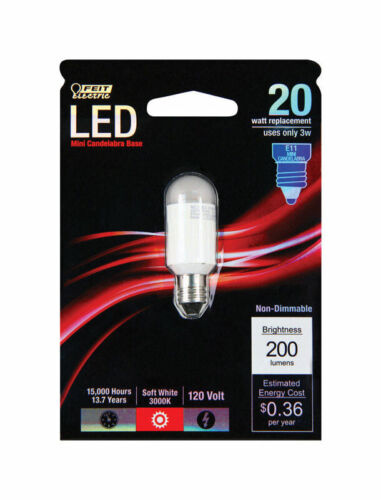 Feit Electric MC/LED 20 Watt Replacement LED Light Bulb, 200