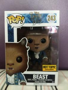 Beast Funko Pop